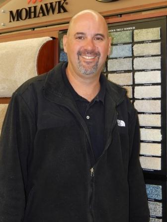 Jason Burnett, Ann Arbor Carpets Sales