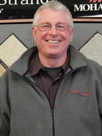 Tom Mitchell, Ann Arbor Carpets Sales